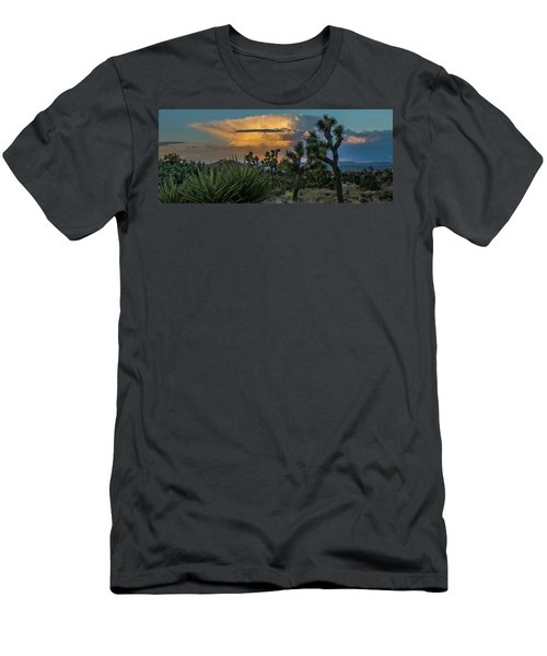 Joshua Tree Thunder Men's T-Shirt (Athletic Fit)