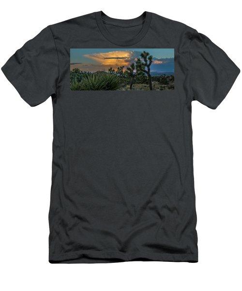 Joshua Tree Thunder Men's T-Shirt (Athletic Fit)