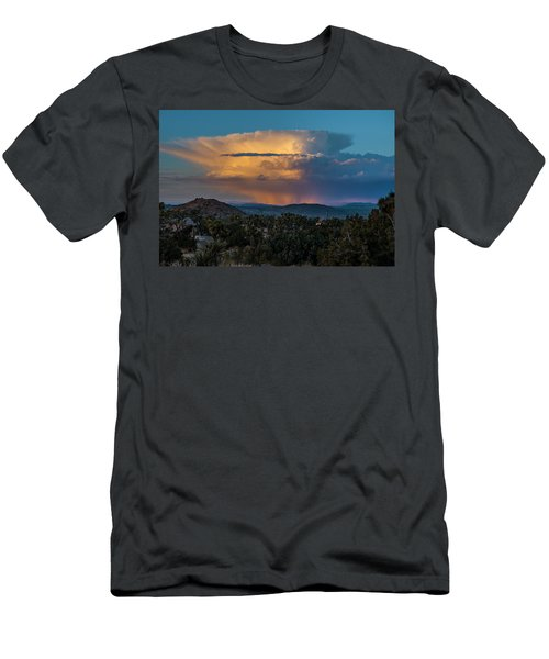 Joshua Tree Thunderhead Men's T-Shirt (Athletic Fit)