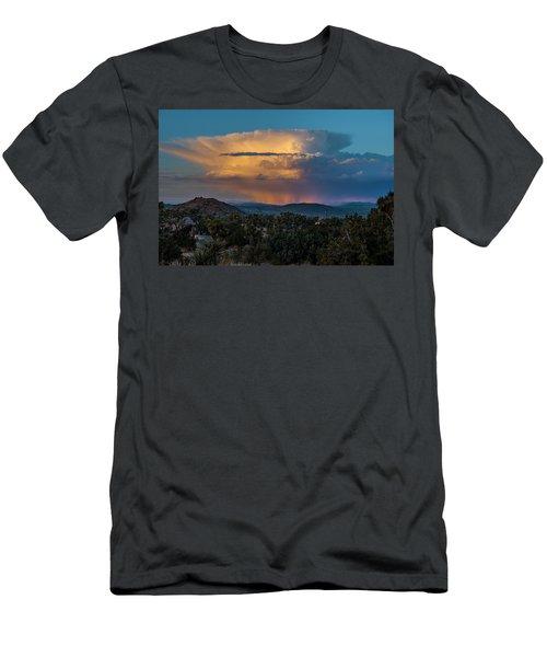 Joshua Tree Thunderhead Men's T-Shirt (Athletic Fit)