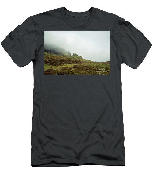 Journey To The Quiraing Men's T-Shirt (Athletic Fit)