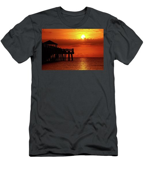 Juno Pier 6 Men's T-Shirt (Athletic Fit)