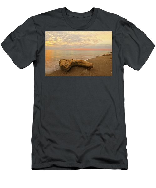 Jupiter Beach Men's T-Shirt (Athletic Fit)