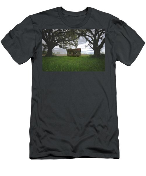 Just Me And The Trees Men's T-Shirt (Athletic Fit)