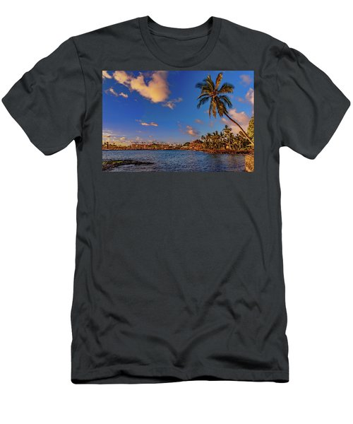 Kailua Bay Men's T-Shirt (Athletic Fit)