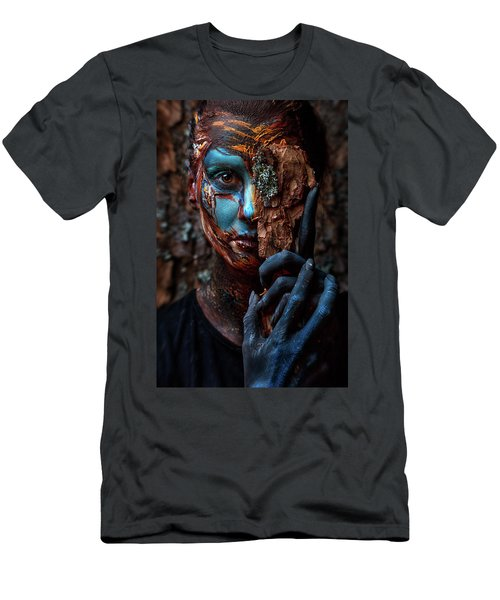 Keeper Of The Woods Men's T-Shirt (Athletic Fit)