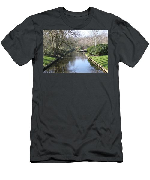 Keukenhof 2739 Men's T-Shirt (Athletic Fit)