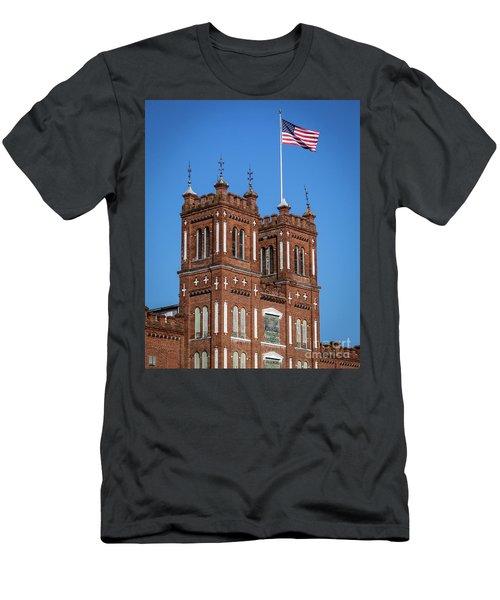 King Mill - Augusta Ga 3 Men's T-Shirt (Athletic Fit)