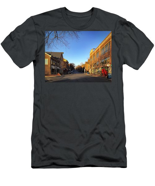 King Street Sunrise Men's T-Shirt (Athletic Fit)