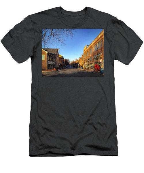 King Street Sunrise Men's T-Shirt (Athletic Fit)