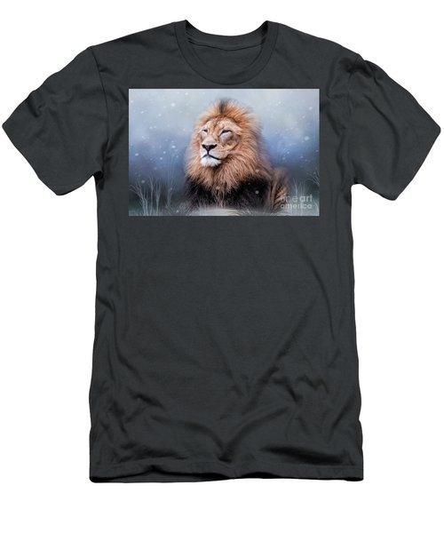 King Winter Men's T-Shirt (Athletic Fit)