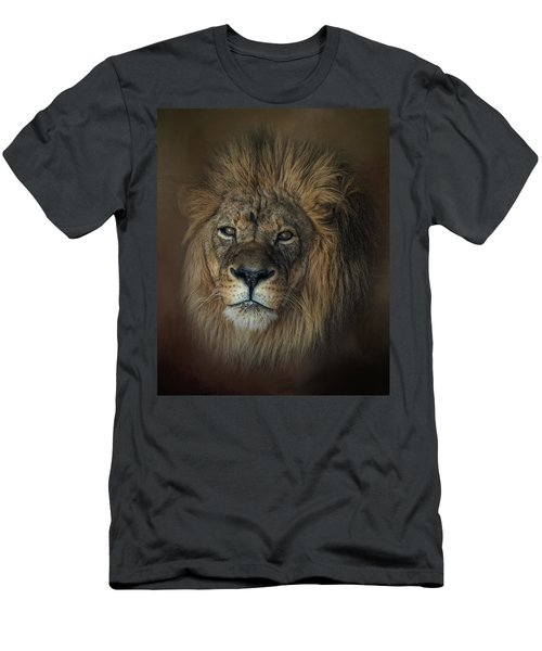 King's Gaze Men's T-Shirt (Athletic Fit)