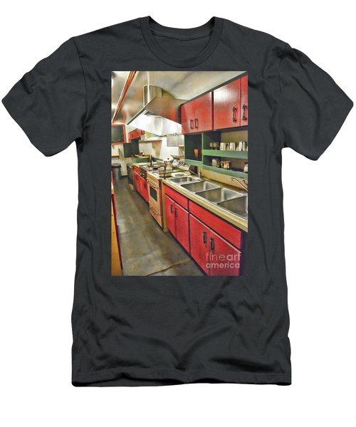 Kitchen Car Men's T-Shirt (Athletic Fit)