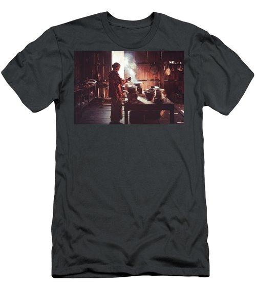 Kitchen Men's T-Shirt (Athletic Fit)