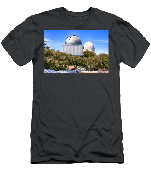 Kitt Peak Observatory Az Men's T-Shirt (Athletic Fit)