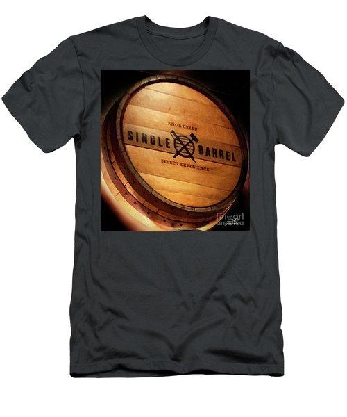 Knob Creek Barrel Men's T-Shirt (Athletic Fit)