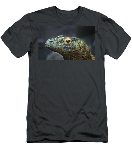 Komodo Dragon Men's T-Shirt (Athletic Fit)