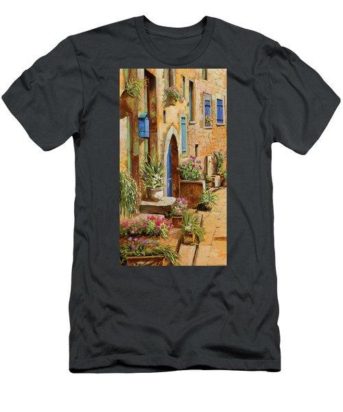 La Buca Delle Lettere Men's T-Shirt (Athletic Fit)
