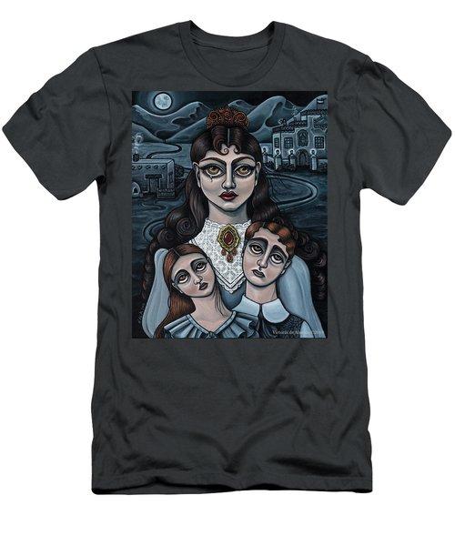 La Llorona Men's T-Shirt (Athletic Fit)