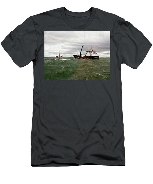 Lady Alaska Men's T-Shirt (Athletic Fit)