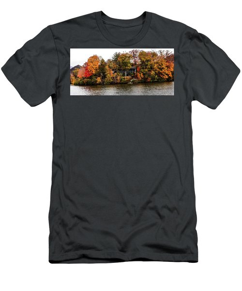Lake Colors Men's T-Shirt (Athletic Fit)