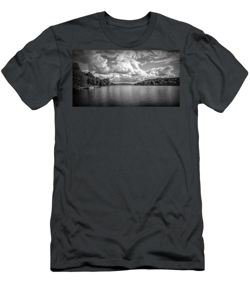 Lake Sunapee Men's T-Shirt (Athletic Fit)