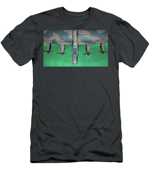 Lanc Model Men's T-Shirt (Athletic Fit)