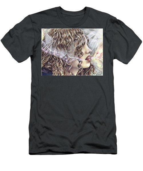 Language Men's T-Shirt (Athletic Fit)