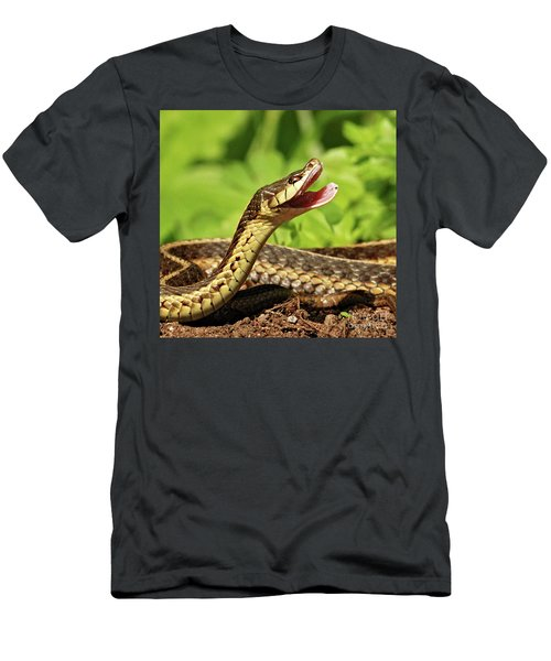 Laughing Snake Men's T-Shirt (Athletic Fit)