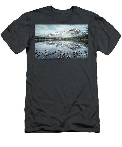 Layers Of Tranquility Men's T-Shirt (Athletic Fit)