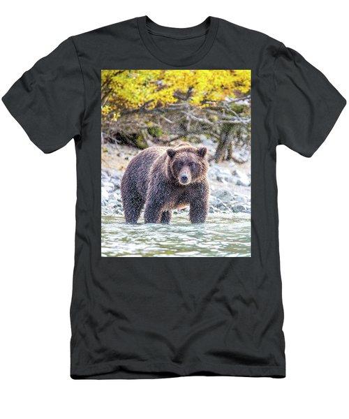 Lazy C 2  Men's T-Shirt (Athletic Fit)