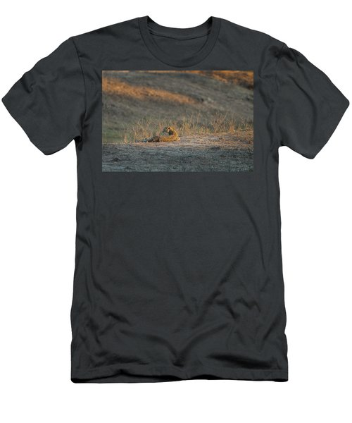 Men's T-Shirt (Athletic Fit) featuring the photograph Lc10 by Joshua Able's Wildlife