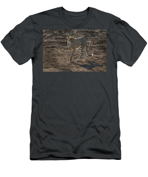 Men's T-Shirt (Athletic Fit) featuring the photograph LC3 by Joshua Able's Wildlife