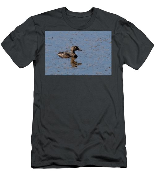Least Grebe Men's T-Shirt (Athletic Fit)