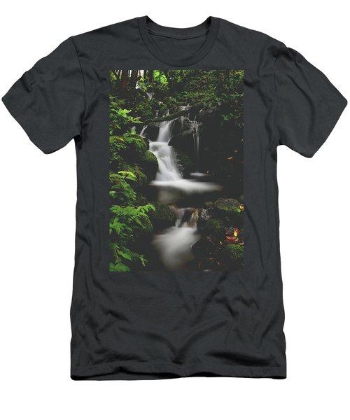 Let Your Heart Decide Men's T-Shirt (Athletic Fit)