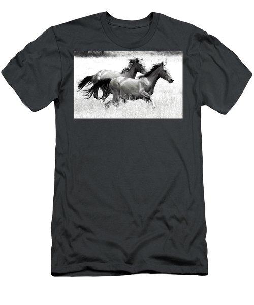 Liberty Run Lrgr Men's T-Shirt (Athletic Fit)
