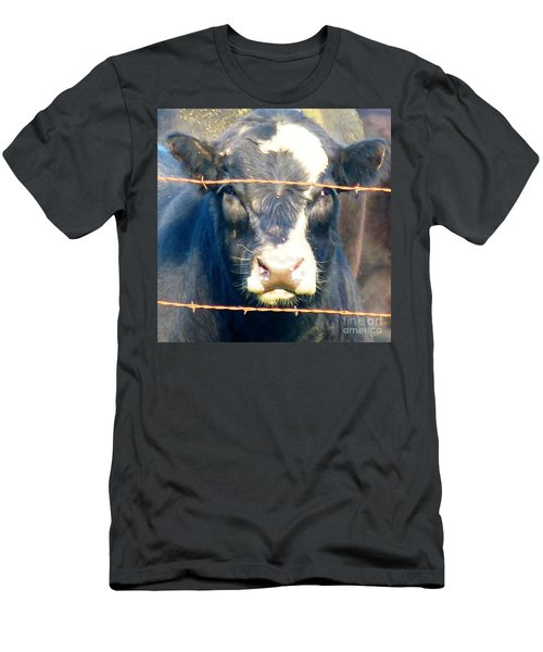 Men's T-Shirt (Athletic Fit) featuring the photograph Life As I Know It by Rosanne Licciardi