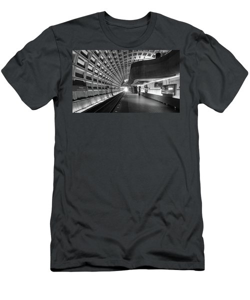 Light At The End Of The Tunnel Men's T-Shirt (Athletic Fit)