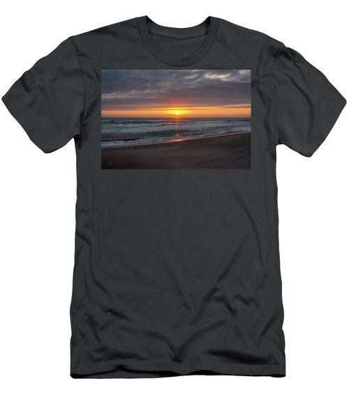 Men's T-Shirt (Athletic Fit) featuring the photograph Light Of The Sun by John M Bailey