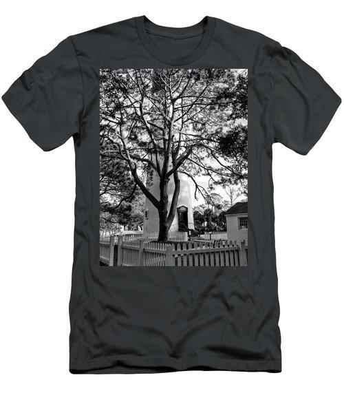 Lighthouse Labor Men's T-Shirt (Athletic Fit)