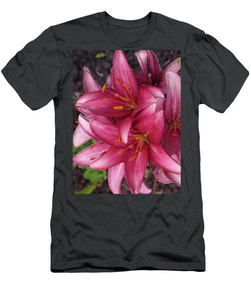 Lilixplosion - 1 Men's T-Shirt (Athletic Fit)