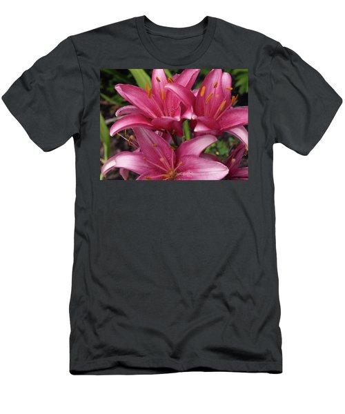Lilixplosion 3 Men's T-Shirt (Athletic Fit)