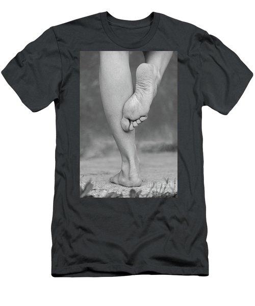 Lines #002054 Men's T-Shirt (Athletic Fit)