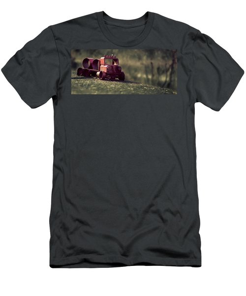 Little Engine That Could Men's T-Shirt (Athletic Fit)