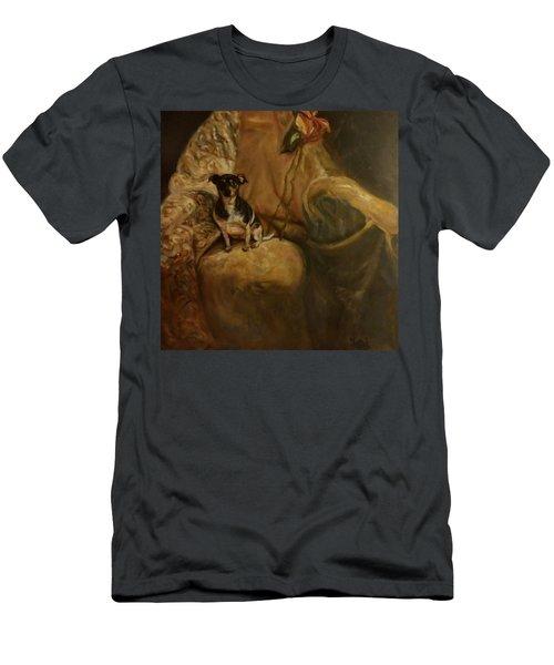 Little Miss Margo Men's T-Shirt (Athletic Fit)