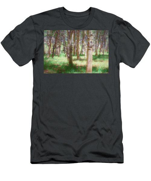 Lost In The Woods - Kenosha Pass, Colorado Men's T-Shirt (Athletic Fit)