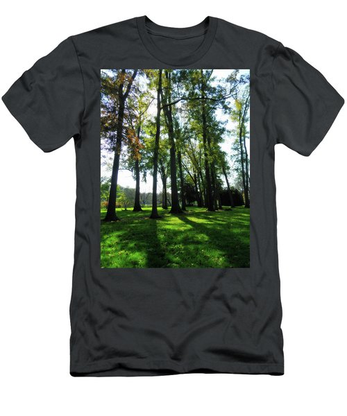 Lulling In The Day Men's T-Shirt (Athletic Fit)
