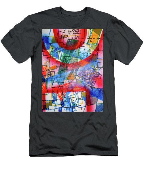 Lumi Men's T-Shirt (Athletic Fit)