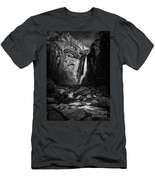 Lunar Glow Men's T-Shirt (Athletic Fit)