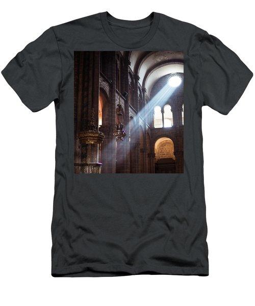 Men's T-Shirt (Athletic Fit) featuring the photograph Lux by Alex Lapidus